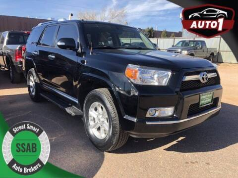 2010 Toyota 4Runner for sale at Street Smart Auto Brokers in Colorado Springs CO