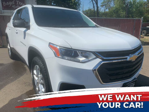 2018 Chevrolet Traverse for sale at City Center Cars and Trucks in Roseburg OR