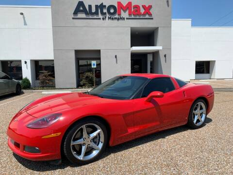 2008 Chevrolet Corvette for sale at AutoMax of Memphis - Ralph Hawkins in Memphis TN