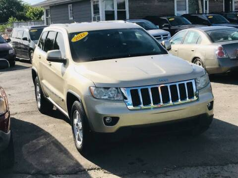2012 Jeep Grand Cherokee for sale at I57 Group Auto Sales in Country Club Hills IL