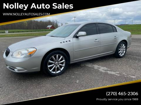 2006 Buick Lucerne for sale at Nolley Auto Sales in Campbellsville KY
