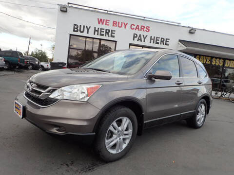 2010 Honda CR-V for sale at Tommy's 9th Street Auto Sales in Walla Walla WA