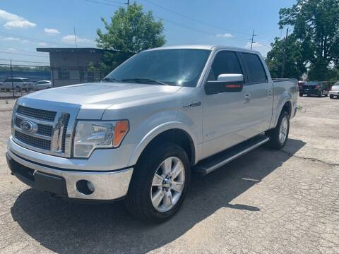 2011 Ford F-150 for sale at Eddie's Auto Sales in Jeffersonville IN