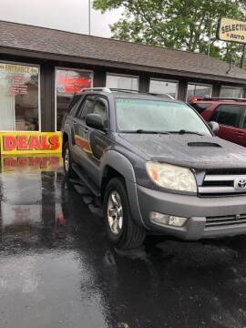 2003 Toyota 4Runner for sale at Selective Wheels in Windber PA