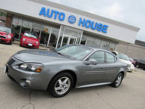 2004 Pontiac Grand Prix for sale at Auto House Motors in Downers Grove IL