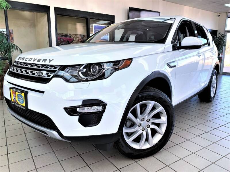 2019 Land Rover Discovery Sport for sale at SAINT CHARLES MOTORCARS in Saint Charles IL