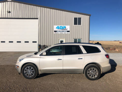 2011 Buick Enclave for sale at 402 Autos in Lindsay NE