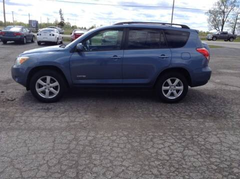 2008 Toyota RAV4 for sale at Kevin's Motor Sales in Montpelier OH