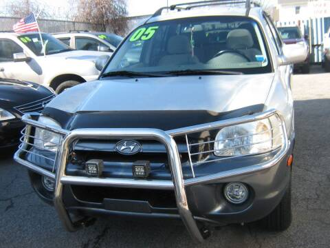 2005 Hyundai Santa Fe for sale at JERRY'S AUTO SALES in Staten Island NY