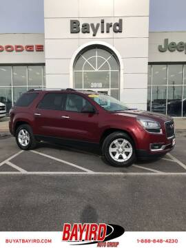 2015 GMC Acadia for sale at Bayird Truck Center in Paragould AR