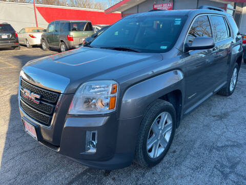 2010 GMC Terrain for sale at Best Deal Motors in Saint Charles MO