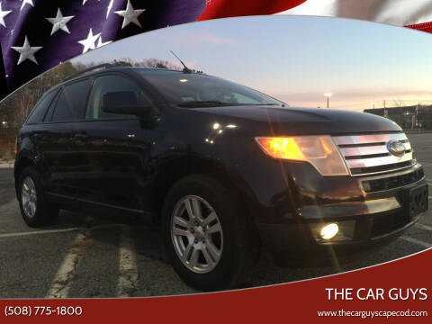 2008 Ford Edge for sale at The Car Guys in Hyannis MA