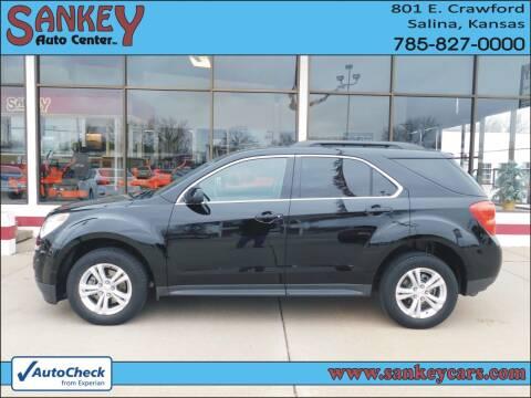 2015 Chevrolet Equinox for sale at Sankey Auto Center, Inc in Salina KS