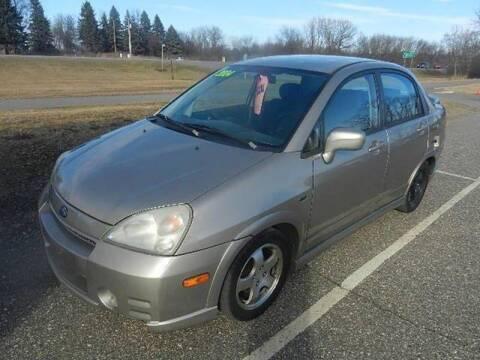2004 Suzuki Aerio for sale at Dales Auto Sales in Hutchinson MN