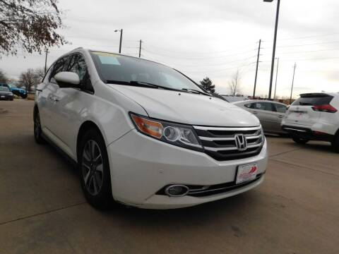 2014 Honda Odyssey for sale at AP Auto Brokers in Longmont CO