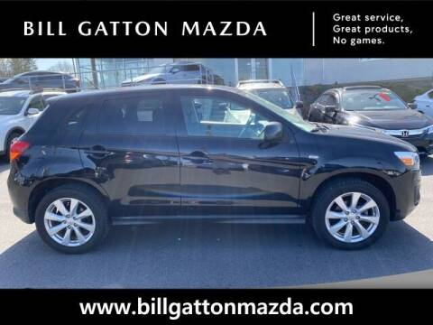 2015 Mitsubishi Outlander Sport for sale at Bill Gatton Used Cars - BILL GATTON ACURA MAZDA in Johnson City TN