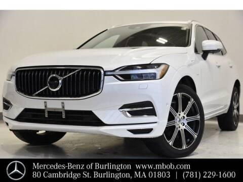 2018 Volvo XC60 for sale at Mercedes Benz of Burlington in Burlington MA