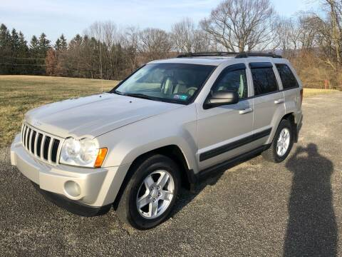 2006 Jeep Grand Cherokee for sale at Hutchys Auto Sales & Service in Loyalhanna PA