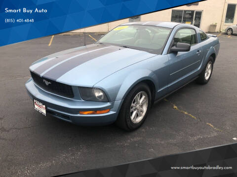 2007 Ford Mustang for sale at Smart Buy Auto in Bradley IL