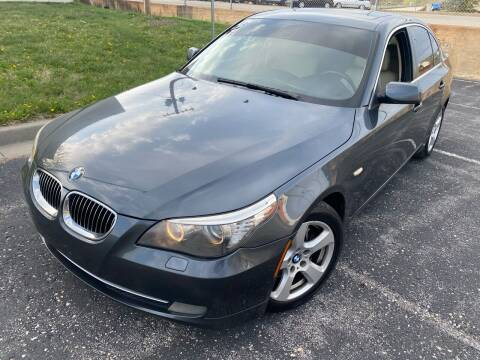 2008 BMW 5 Series for sale at Supreme Auto Gallery LLC in Kansas City MO