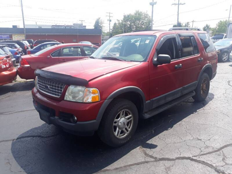 2003 Ford Explorer for sale in Columbus, OH
