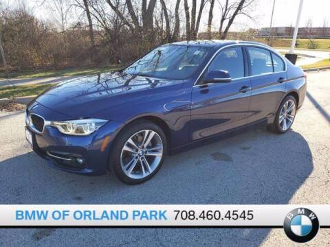 2018 BMW 3 Series for sale at BMW OF ORLAND PARK in Orland Park IL