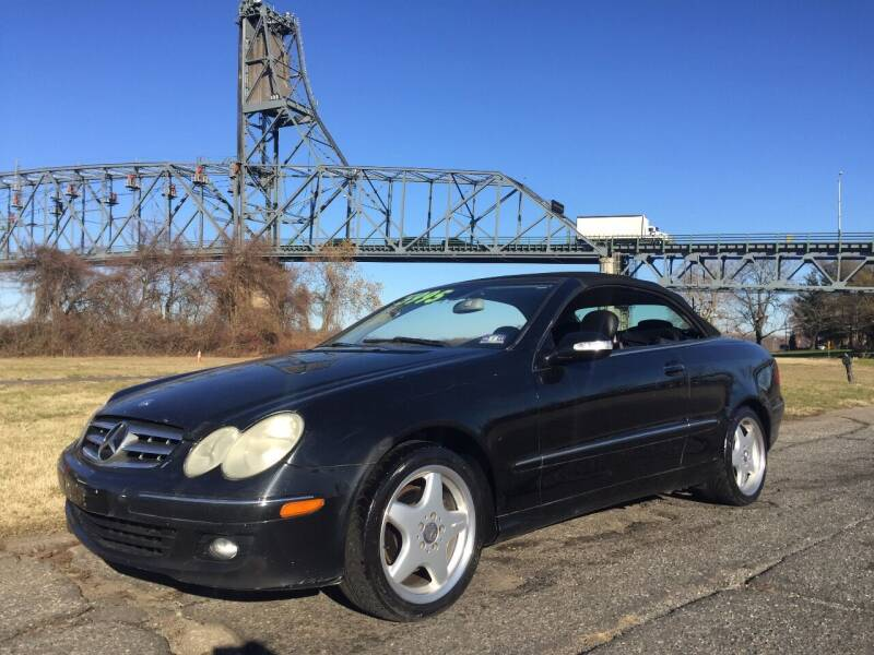 2006 Mercedes-Benz CLK for sale at Superior Auto Wholesalers in Burlington City NJ
