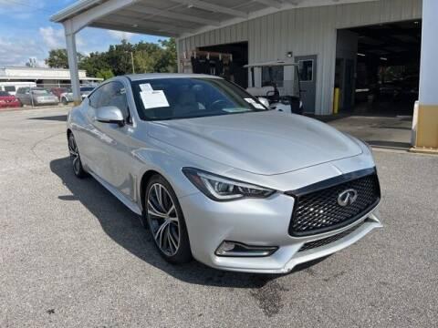 2017 Infiniti Q60 for sale at Allen Turner Hyundai in Pensacola FL