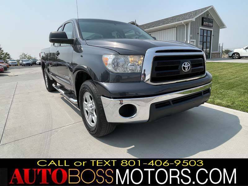 2012 Toyota Tundra for sale at Auto Boss in Woods Cross UT