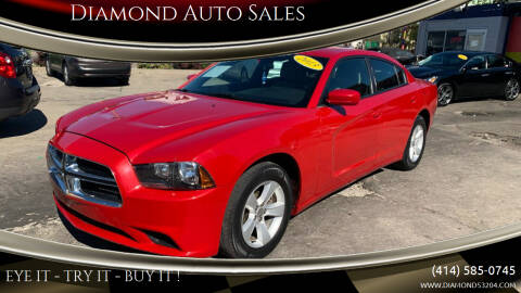 2013 Dodge Charger for sale at Diamond Auto Sales in Milwaukee WI
