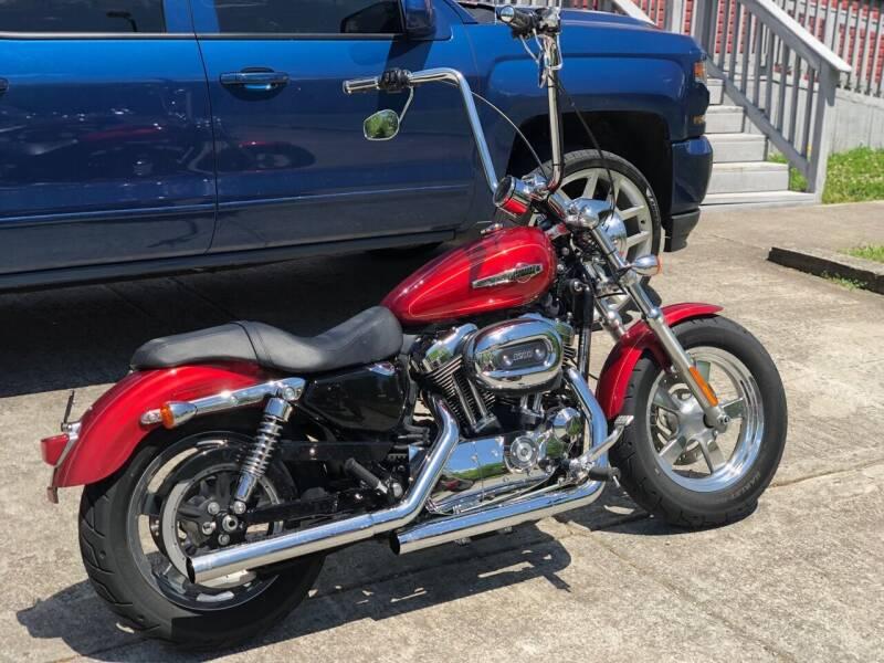 2013 Harley-Davidson XL 1200 Custom for sale at Highway 41 South Motorplex in Springfield TN