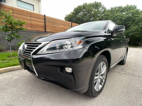 2015 Lexus RX 450h for sale at Carz Of Texas Auto Sales in San Antonio TX