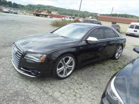 2013 Audi S8 for sale at Terrys Auto Sales in Somerset PA