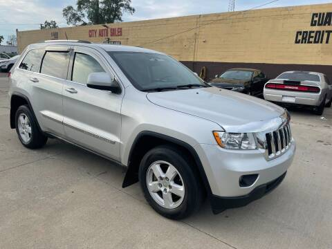 2011 Jeep Grand Cherokee for sale at City Auto Sales in Roseville MI