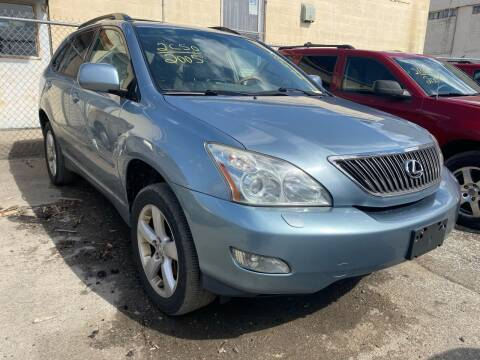 2005 Lexus RX 330 for sale at Philadelphia Public Auto Auction in Philadelphia PA