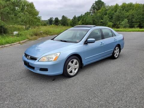 2007 Honda Accord for sale at Apex Autos Inc. in Fredericksburg VA