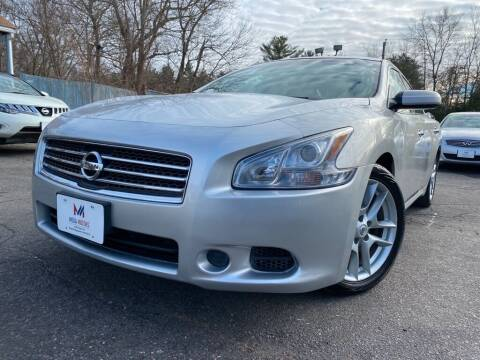 2010 Nissan Maxima for sale at Mega Motors in West Bridgewater MA