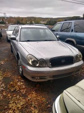 2003 Hyundai Sonata for sale at Cheap Auto Rental llc in Wallingford CT