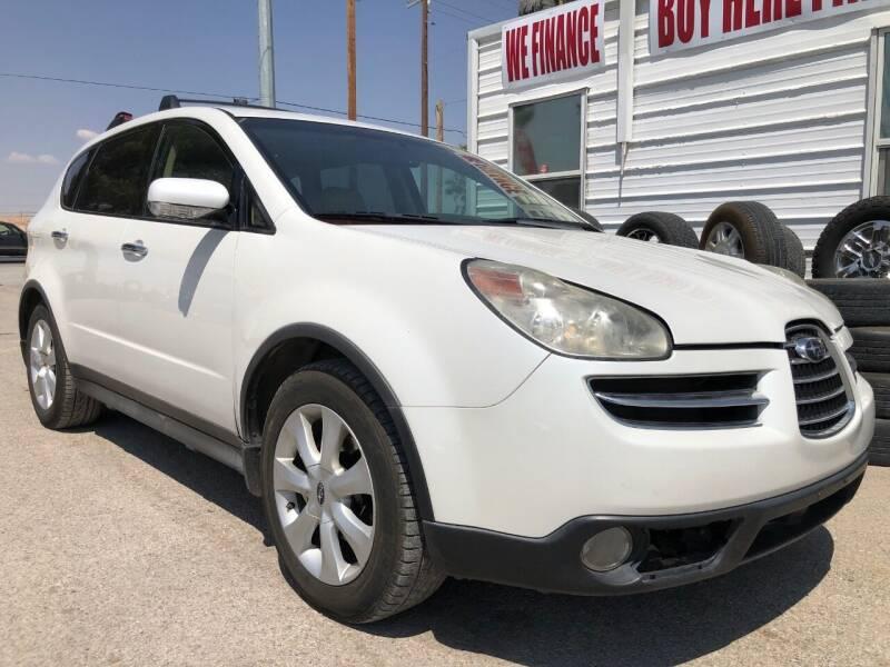 2006 Subaru B9 Tribeca for sale at Eastside Auto Sales in El Paso TX