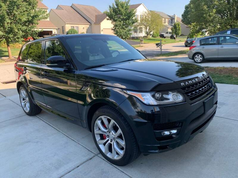 2015 Land Rover Range Rover Sport for sale at Via Roma Auto Sales in Columbus OH