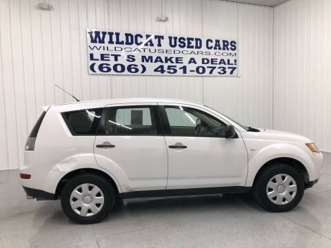 2007 Mitsubishi Outlander for sale at Wildcat Used Cars in Somerset KY