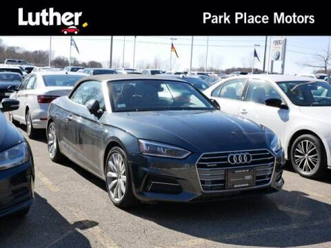2018 Audi A5 for sale at Park Place Motor Cars in Rochester MN