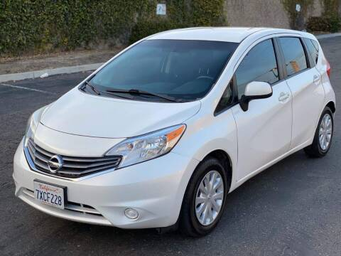 2014 Nissan Versa Note for sale at Gold Coast Motors in Lemon Grove CA