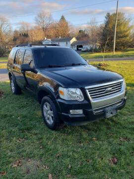 2010 Ford Explorer for sale at Alpine Auto Sales in Carlisle PA