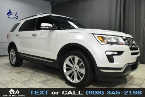 2019 Ford Explorer for sale at AUTO HOLDING in Hillside NJ
