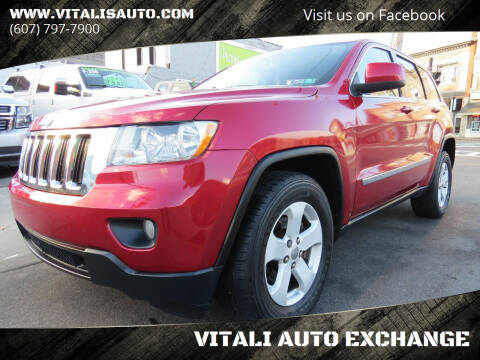 2011 Jeep Grand Cherokee for sale at VITALI AUTO EXCHANGE in Johnson City NY