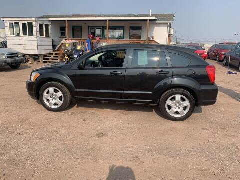 2009 Dodge Caliber for sale at PYRAMID MOTORS - Fountain Lot in Fountain CO