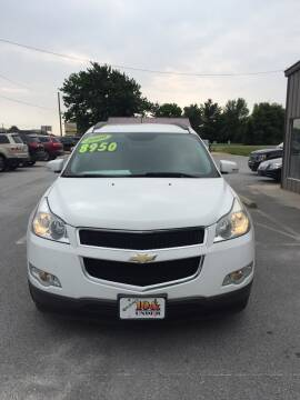 2009 Chevrolet Traverse for sale at KEITH JORDAN'S 10 & UNDER in Lima OH