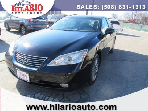 2008 Lexus ES 350 for sale at Hilario's Auto Sales in Worcester MA