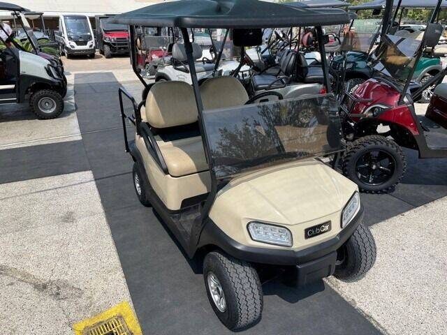 2019 Club Car 4 Passenger Electric for sale at METRO GOLF CARS INC in Fort Worth TX
